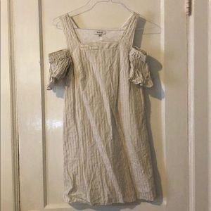 Madewell striped dress (2)